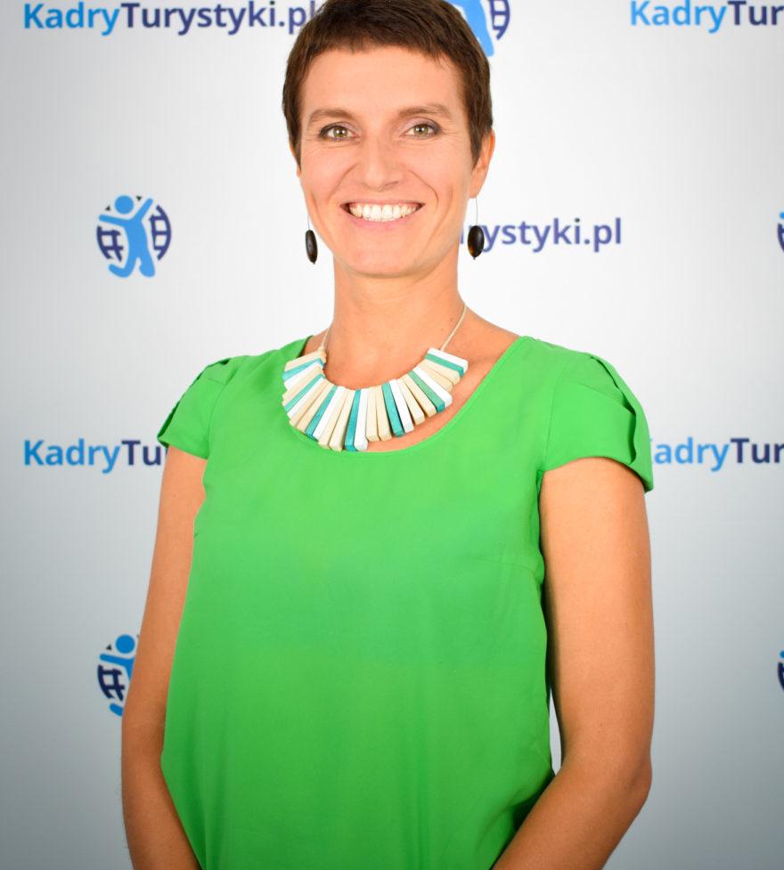 Agnieszka Muszyńska Kadry Turystyki