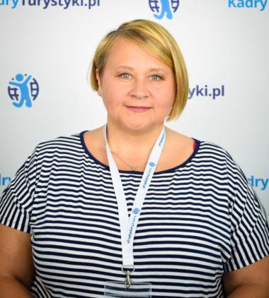 Aneta Kiełb Kadry Turystyki