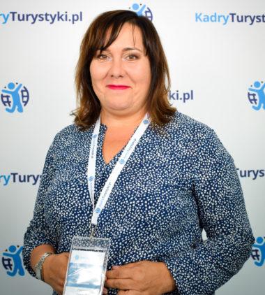 Joanna Łapacz Kadry Turystyki