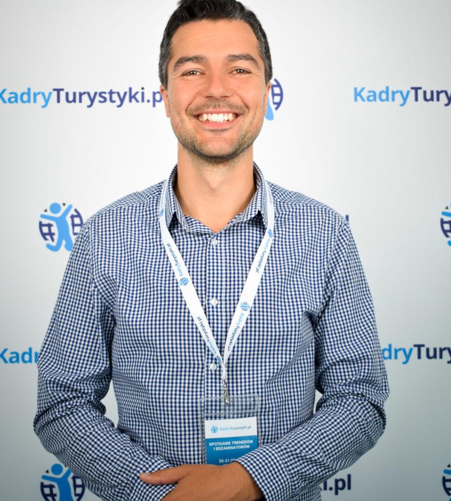 Mateusz Tomaszczyk Kadry Turystyki