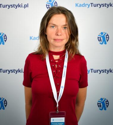 Monika Prylińska Kadry Turystyki