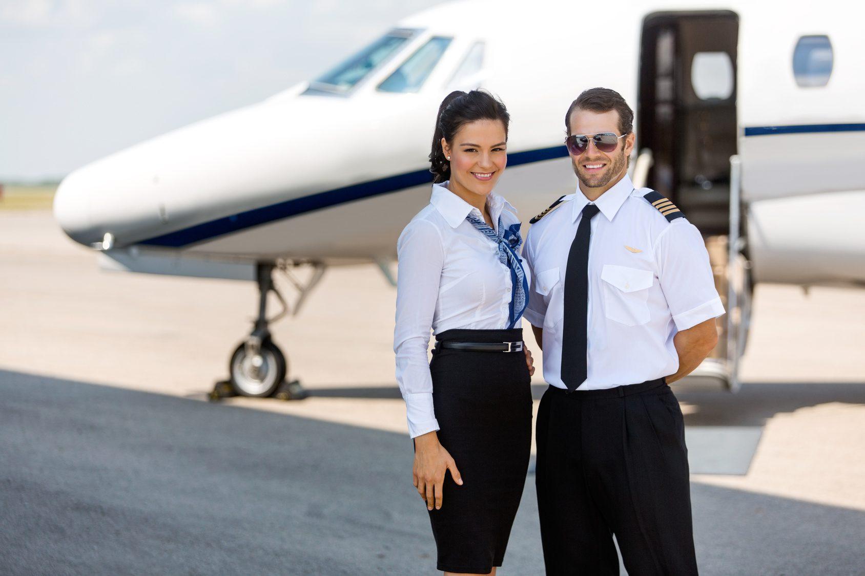 zawód stewardessa